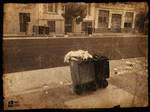Downtown San Fran by thadeemon