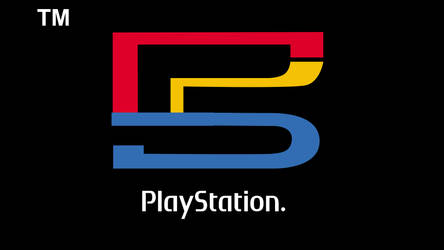Playstation 5 Logo concept - colour by Katastract