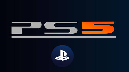 Playstation 5 logo concept - v5 by Katastract