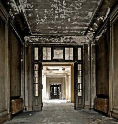 B.C. Corridor by stengchen