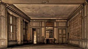 Diner Room by stengchen