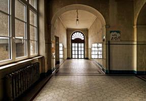 School Entrance by stengchen