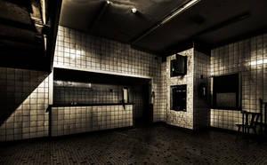 Depraved Kitchen by stengchen