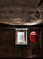 The Bloody Mirror by stengchen