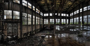 Hall of Dead by stengchen