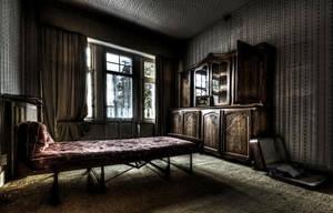 The Psychiater's Room by stengchen
