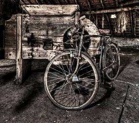 Dude where's my bike by stengchen