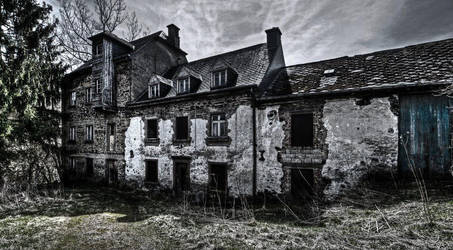 The Mad House by stengchen