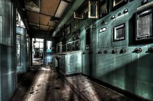 Control Room by stengchen