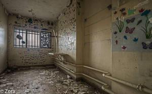 Butterfly Room by stengchen