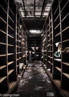 Les Archives du Diable by stengchen