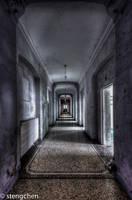 Corridor of Souls by stengchen