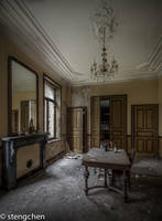 Chateau des Lettres by stengchen