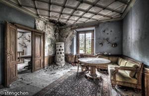 Villa zum Hirschen by stengchen