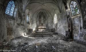 Chapelle de la Meuse by stengchen