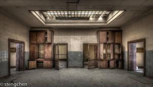 Twins Room by stengchen