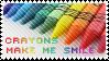 Crayons by xxSnarky