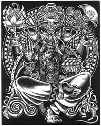 ganesh by inkslinger-42