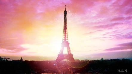 Love in Paris by Jii91
