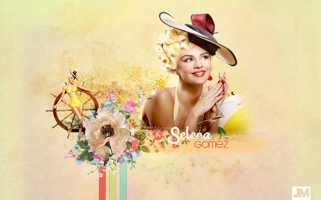 Selena Gomez 2 by Jii91