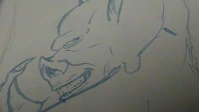 Man-Bat by NickParamonte