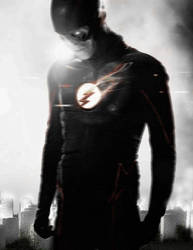 CW Black Flash by NickParamonte