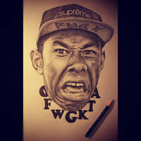 Tyler the Creator by olliebott