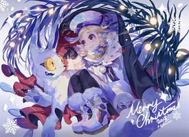 Christmas 2018 by meniusalau