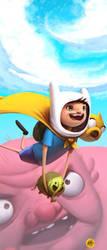 FYLD Adventure Time by clonerh
