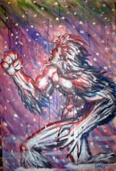Avenging Yeti by mlakes53