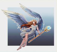 Angel by Trauma-a