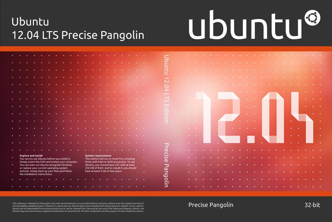 ubuntu 12.04 dvd