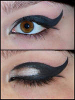BatBrat MakeUp by Kritschie