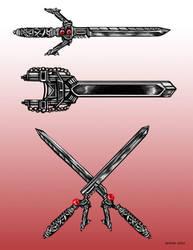 Silverwind sword by Karmakat01