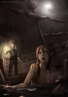 one-way ticket to ship's graveyard mothafucka by Kibbitzer