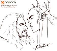 LISTEN WELL YOU BITCH by Kibbitzer