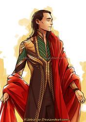 Loki by Kibbitzer