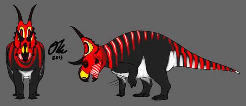 30 Day Dinosaur Challenge Day 27 by StygimolochSpinifer