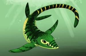 Cartorhynchus by StygimolochSpinifer
