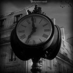 TIME by CountessBloody