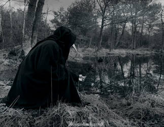 Recueillement by CountessBloody
