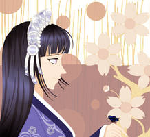 Hyuuga Hinata by AkaiTeddy