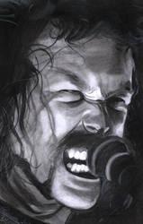 James hetfield - Metallica by DloriTA
