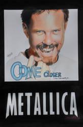 James Hetfield by DloriTA
