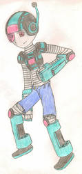 Rob Command Gear by LostGamer-J