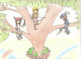 LSoD In a Tree by LostGamer-J