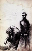 NDdP .Faustian Bargain. by ItanHimitsu