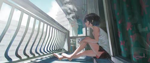Menthol Summer by reoenl
