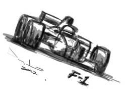 Formula 1 by Gus-Saldanha