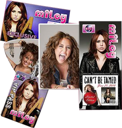 Mileyworld PNG by supersarah089